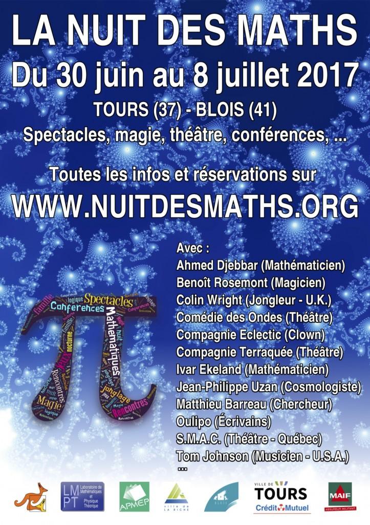 Nuit des maths