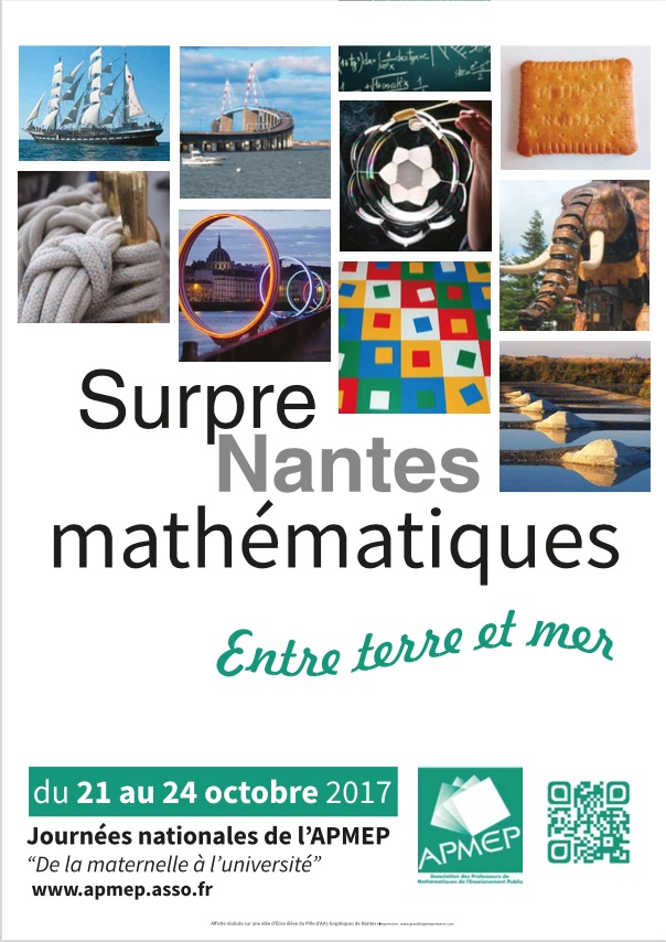 Journées Nationales de l'APMEP @ Nantes, France